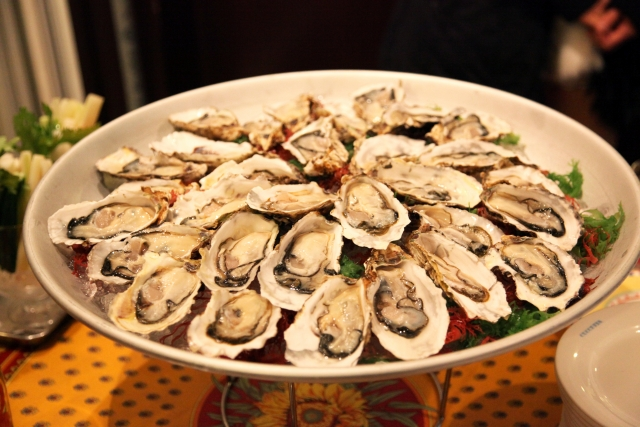 ランキング 牡蠣 量 の 収穫